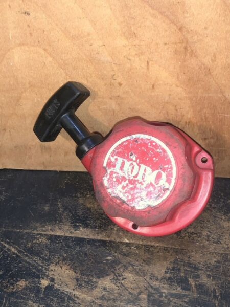Toro Gas String Trimmer Recoil Pull Start Used.