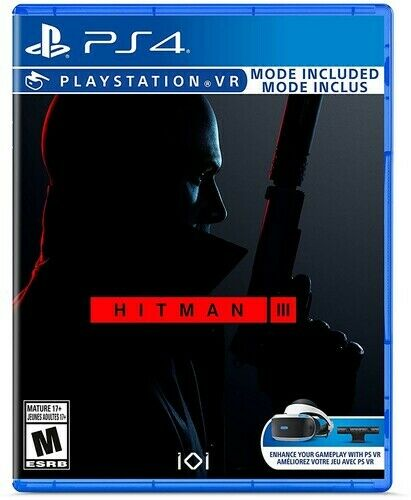 Hitman 3 for PlayStation 4 New Video Game PS 4 $57.63