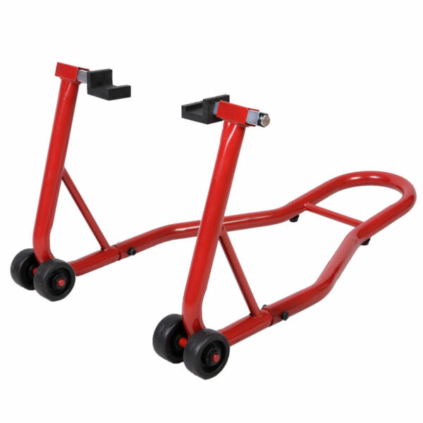 Spoolift Paddock Swingarm Lift Auto Bike Motorcycle Bike Stand Rear Forklift $17.99