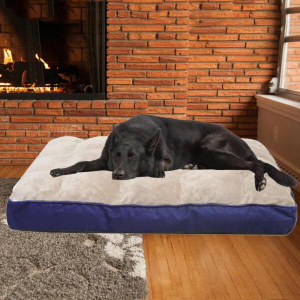 Orthopedic Foam Mattress Dog Bed Calming Anti Anxiety Cushion for Dogs and Cats $35.94