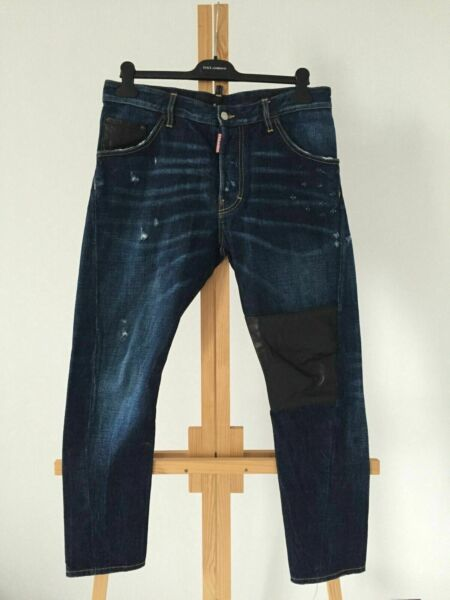 DSQUARED Men JEANS S71LA0861 Dsquared2 Size 48 Made In Italy D2 $150.00