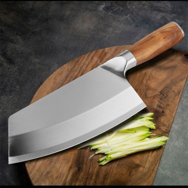 Stainless Steel Japanese Kitchen Knives Cleaver Chef Knife Meat Butcher Knives