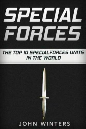 Winters John Special Forces BOOK NEW