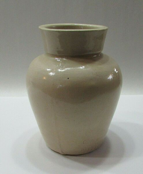 Stoneware Crock Antique Copenhagen Snuff Jar Weyman Bros Pittsburg PA USA FREE S