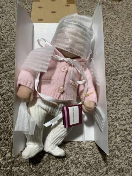 The Ashton Drake Galleries quot;Tiny Miracle Emmyquot; Baby Doll