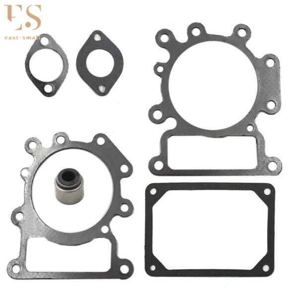 Fit for Briggs amp; Stratton 796584 amp; 272475 Cylinder Head Rocker Cover Gasket Set $9.65