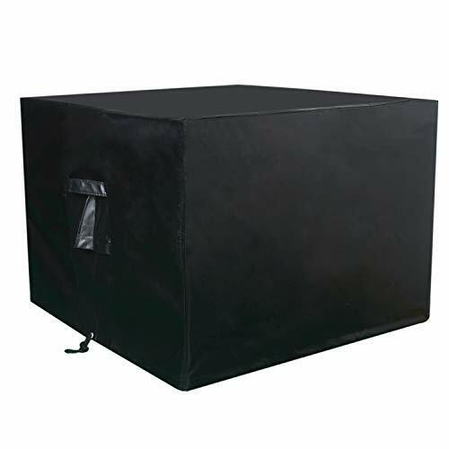 Square Fire Pit Cover Fits for 28 inch29 inch30 inch31 inch32 inch Fire Pit