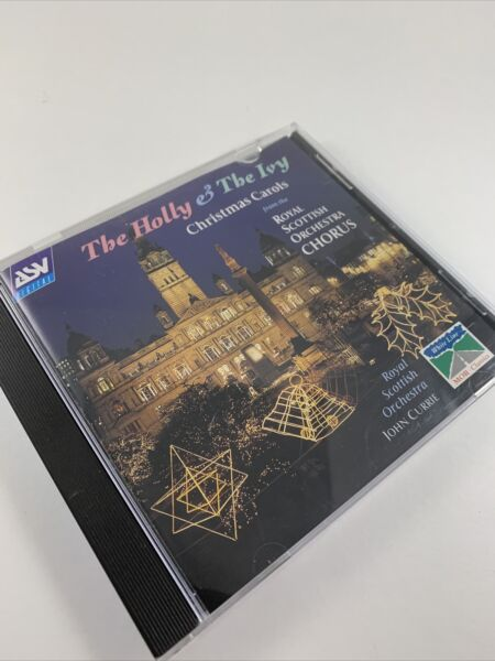 The Holly and the Ivy Christmas Carols CD John Currie ASV Digital England