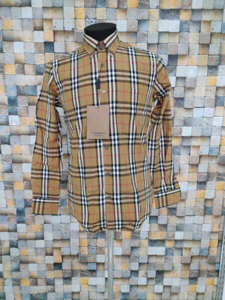 Burberry London Casual Shirt Men#x27;s $99.00