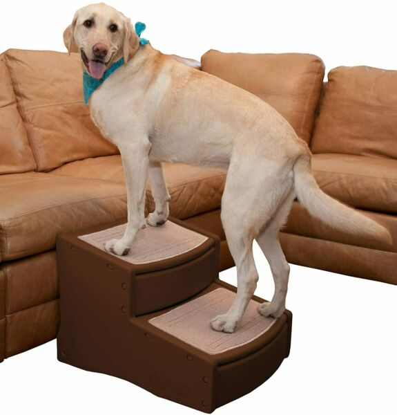 Pet Gear Easy Step II Extra Wide Pet StairsDogs up to 200 pounds