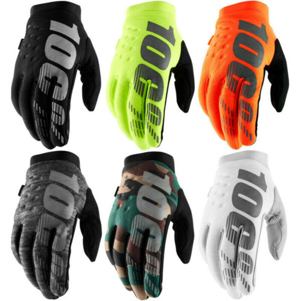 100% Warm Winter Motocross Bike Gloves Cycling Riding Glove Thermal $13.59