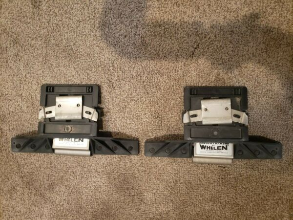 Whelen Lightbar Mounting Feet Set Liberty pair LFL Foot