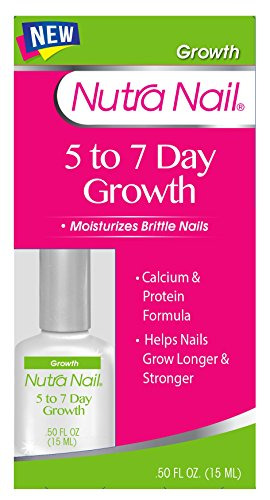 Nutra Nail 5 to 7 Day Growth Calcium Formula 0.50 Fluid Ounce $17.51