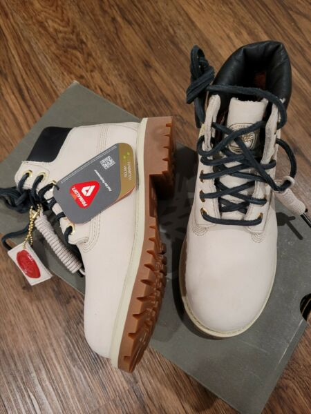 6″ Premium Timberland Boot Kids Size 13 Color: Cream Cement $89.00