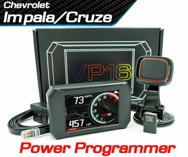 Volo Chip VP16 Power Programmer Performance Tuner for Chevy Impala Cruze