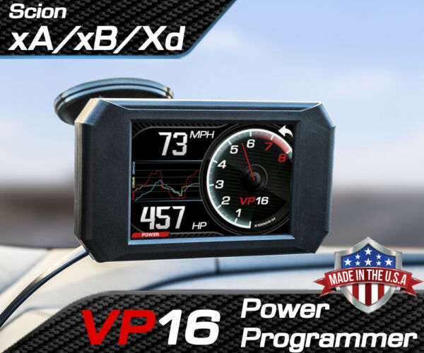 Volo Chip VP16 Power Programmer Performance Tuner for Scion xA xB xD