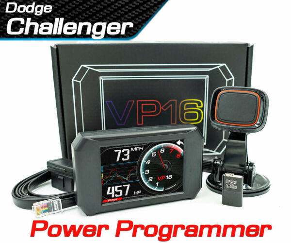 Volo Chip VP16 Power Programmer Performance Tuner for Dodge Challenger
