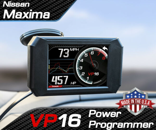 Volo Chip VP16 Power Programmer Performance Tuner for Nissan Maxima