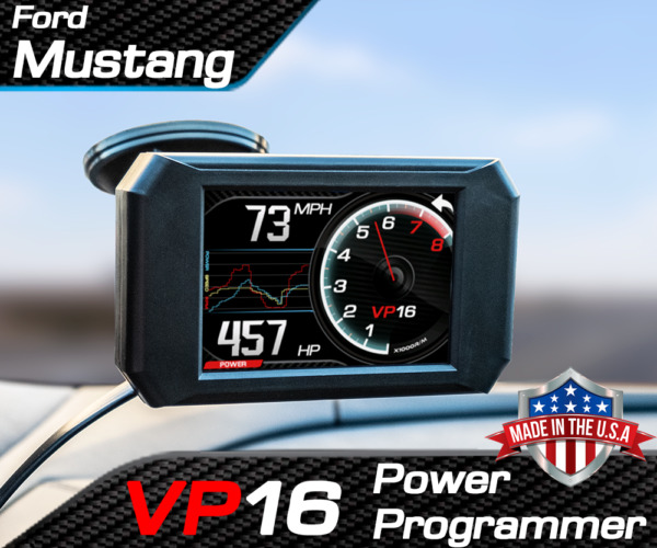 Volo Chip VP16 Power Programmer Performance Tuner for Ford Mustang GT