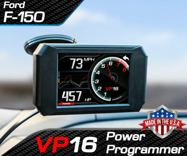 Volo Chip VP16 Power Programmer Performance Tuner for Ford F150 F 150