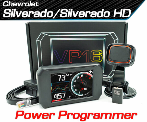Volo Chip VP16 Power Programmer Performance Tuner for Chevy Silverado HD