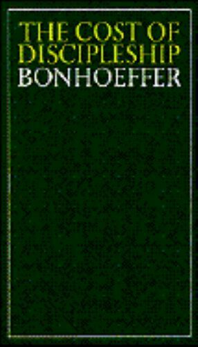 The Cost of Discipleship Bonhoeffer Dietrich $5.65