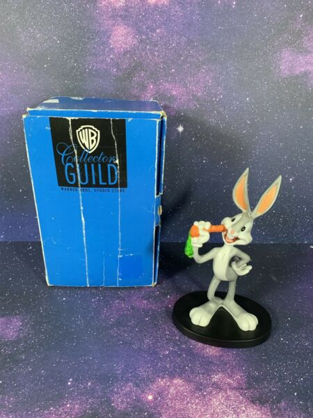 Bugs Bunny Guild Collectors Edition Figure $33.25