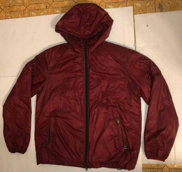 ThermoLUXE Heat System Quilted Puffer Jacket Men's Size Large $149.00