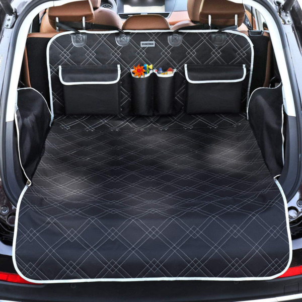 Pet Cargo Cover Liner for SUV and CarNon SlipWaterproof Dog Seat Mat $52.99