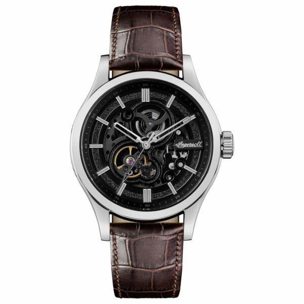 Ingersoll Men#x27;s The Armstrong Automatic Watch I06801 NEW $95.00