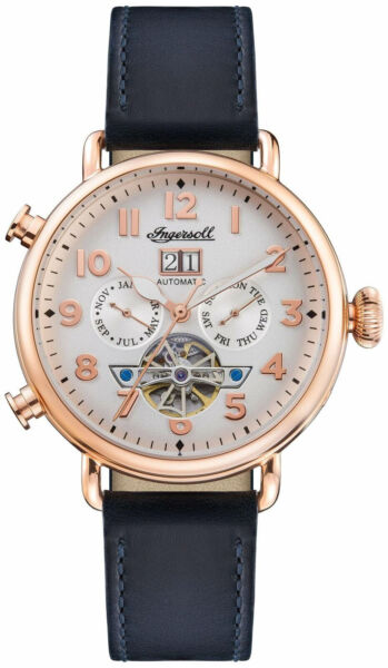 Ingersoll Muse Men#x27;s Automatic Watch I09501 NEW $105.00