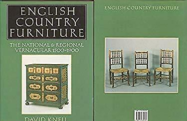 English Country Furniture : The National and Regional Vernacular 1500 1900 $20.82