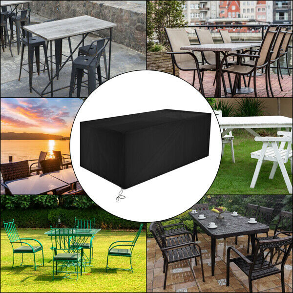 Waterproof Garden Table Furniture Cover Sofa Outdoor Rain Snow Dust Protector US $21.99