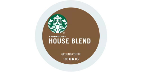 Starbucks Coffee Keurig K Cup Pods 66 Count 3 boxes House Blend