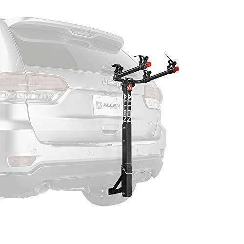 2 Bike Hitch Racks For 1 amp; 1 4 inch And 2 inch Hitch Deluxe Locking $127.92