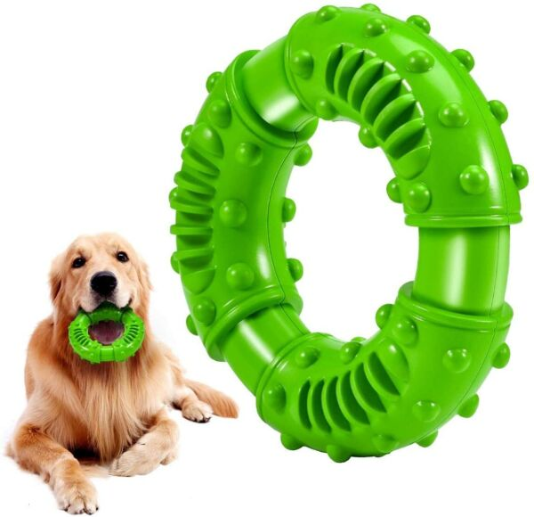 Dog Chew Toys for Aggressive Chewers Indestructible Dog Toys Tough Durable Toy $11.99