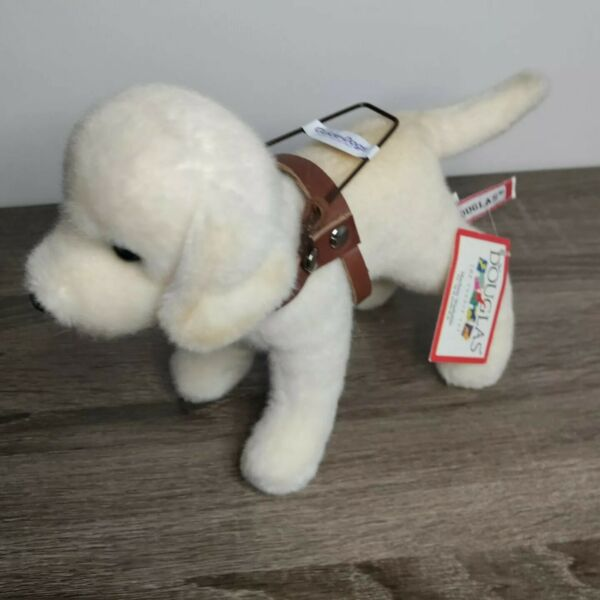 2008 Douglas Service Dog For The Blind. New with tags $15.99