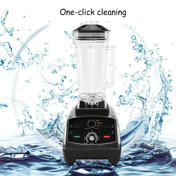 ☆ 1000W High Speed Professional Countertop Blenders For Shakes And Smoothies