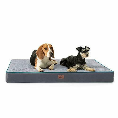 Dog Beds for Extra Large Dogs Removable Washable Cover and Waterproof Lining $97.66