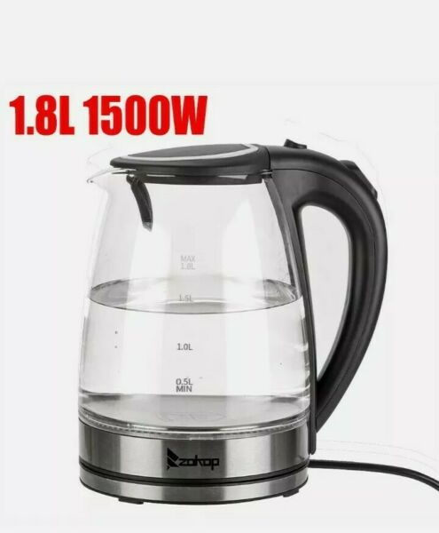 Electric Water Kettle $19.50