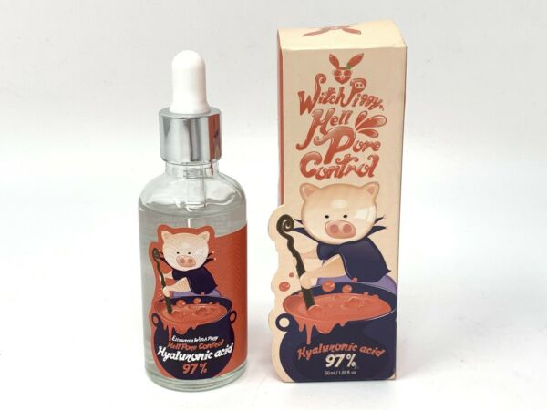 US SELLER Elizavecca Witch Piggy Hell Pore Control Hyaluronic acid 97% $10.00