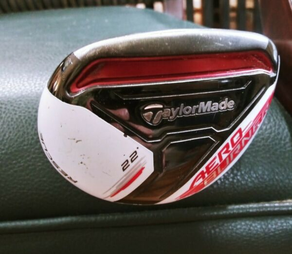 Taylormade Areo Burner Driver