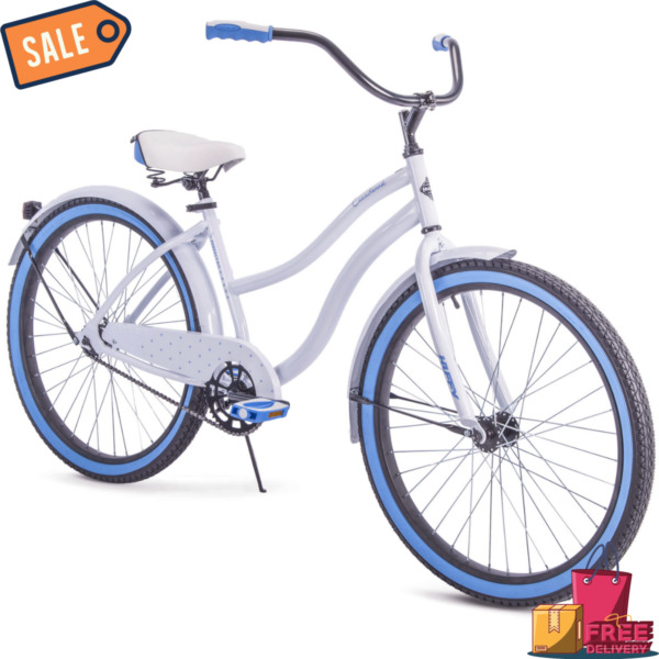 Huffy 26quot; Cranbrook Womens Cruiser Bike with Perfect Fit Frame $156.00