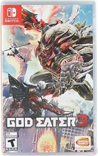 GOD EATER 3 for Nintendo Switch New Video Game $25.89