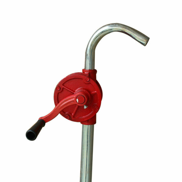 Functional Hand Water Pump Pitcher Cast Iron Press Suction Outdoor Yard NEW $29.14