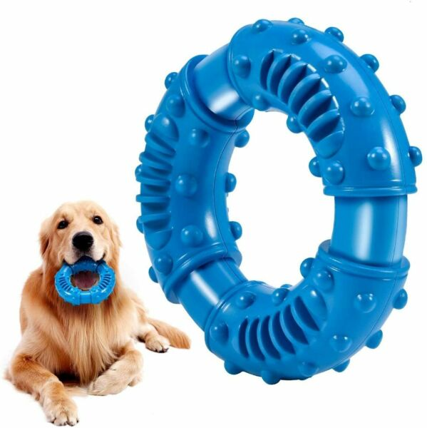 Dog Chew Toys for Aggressive Chewers Indestructible Dog Toys Fetch Teeth Clean $11.99