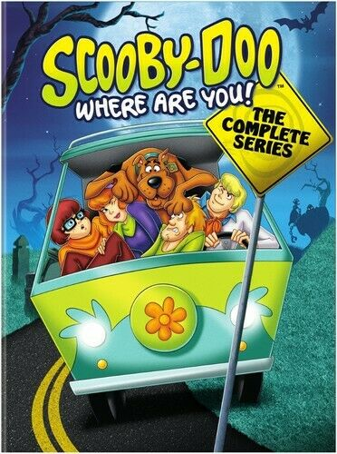 SCOOBY DOO WHERE ARE YOU COMPLETE SERIES DVD 7 Disc Set Sealed New US $16.99