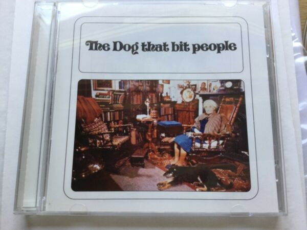 THE DOG THAT BIT PEOPLE CD NEW BUT NOT SEALED GBP 21.99