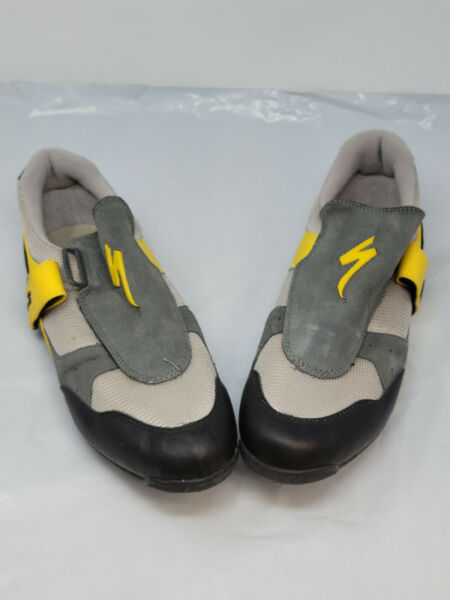 Specialized Mountain Bike Shoes with Cleats Size 43.5 CHECK CLEATS Pre own $49.99