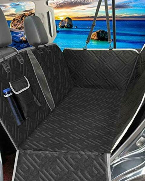 F color Dog Car Seat Cover Water Resistant Dog Hammock with Assorted Colors $38.24